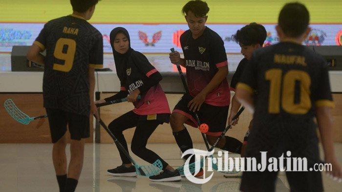 Serunya Bermain Floorball, Olahraga Mirip Hoki yang Berguna untuk Melatih Motorik dan Ketangkasan