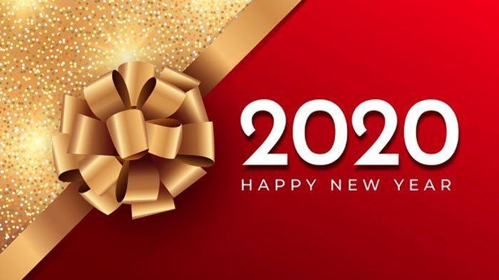 Kumpulan Ucapan Selamat Tahun Baru 2020 dalam 90 Bahasa di Dunia: Italia, Korea, Cina hingga Rusia
