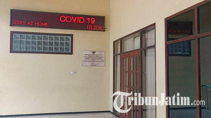 Gedung DPRD Kabupaten Kediri Di-lockdown Tiga Hari, Setiap Hari Akan Disemprot Disinfektan