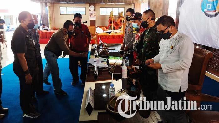 Ajak Masyarakat Bantu Sesama, Satgas Luncurkan Gerakan Wong Nganjuk Peduli Dampak Covid-19
