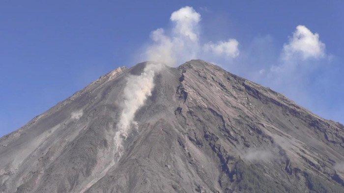 Pos Pantau Pastikan Suara Dentuman di Malang Bukan dari Gunung Semeru