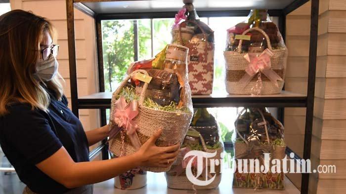 Permintaan Hampers Lebaran Naik 50 Persen, Libby Brownies Surabaya Layani Pengiriman Sampai Sulawesi