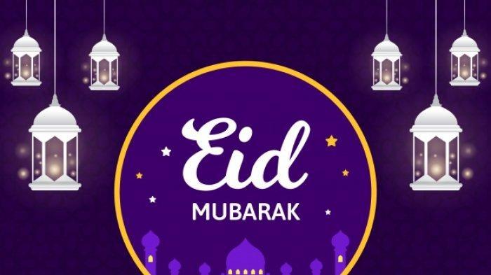 Kumpulan Ucapan Selamat Hari Raya Idul Fitri 2021 dalam Bahasa Inggris-Indonesia, Bagikan ke Kerabat
