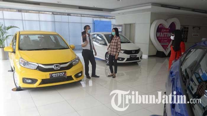 Penjualan Mobil Honda di Wilayah HSC pada Januari-Agustus 2021 Tembus 7.535 Unit, Brio Merajai