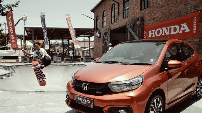 Berkat Jualan Online Honda Brio Jadi Mobil Terlaris di 2020