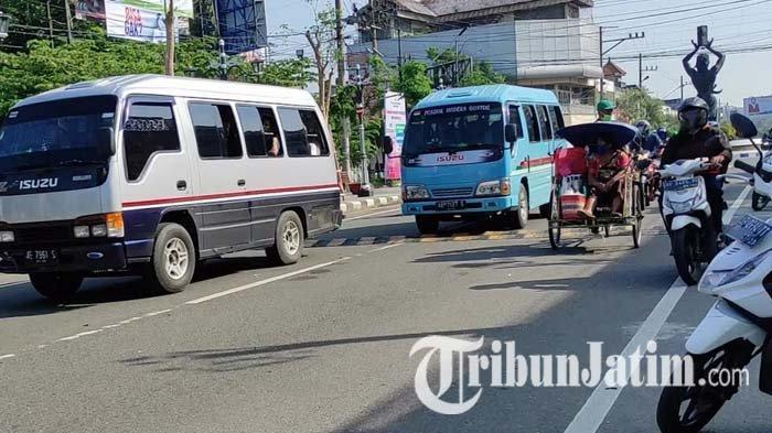 Empat Ruas Jalan di Ponorogo Ditutup Saat Jam Malam PPKM Darurat, Mulai Pukul 21.00 WIB