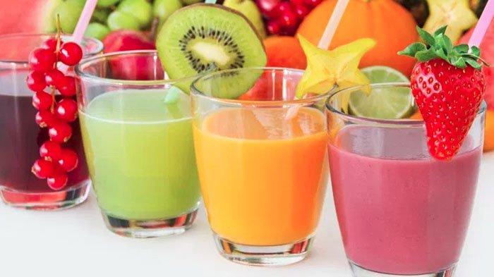 Cara Membuat Jus Diet Sehat dan Enak untuk Turunkan Berat Badan, Bikin Cuma 10 Menit, ini Resepnya