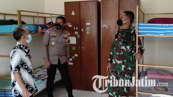 Tempat Isolasi Terpusat Covid-19 di Kampus PGSD UM di Kota Blitar Mulai Difungsikan Senin Depan