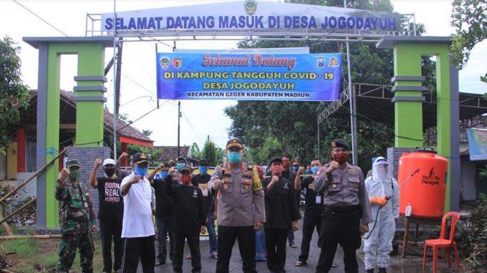 Kabupaten Madiun Gelar Lomba Kampung Tangguh Covid-19, Semangati Warga Cegah Penyebaran Virus Corona