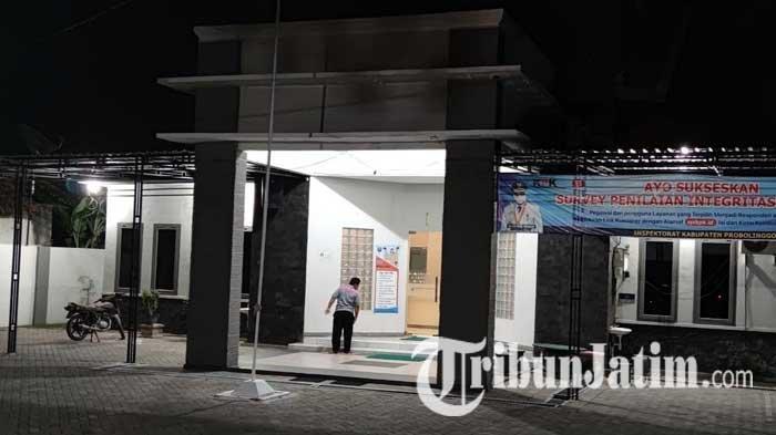 Kantor Inspektorat Kabupaten Probolinggo Digeledah KPK, Tutug Edi Utomo: Mohon Maaf