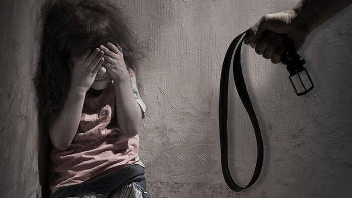 Kekejian Ayah ke Anak, Perkosa 1000 Kali Selama 5 Tahun, Niat Hapus Jejak, Rekaman di HP Lebih Ngeri