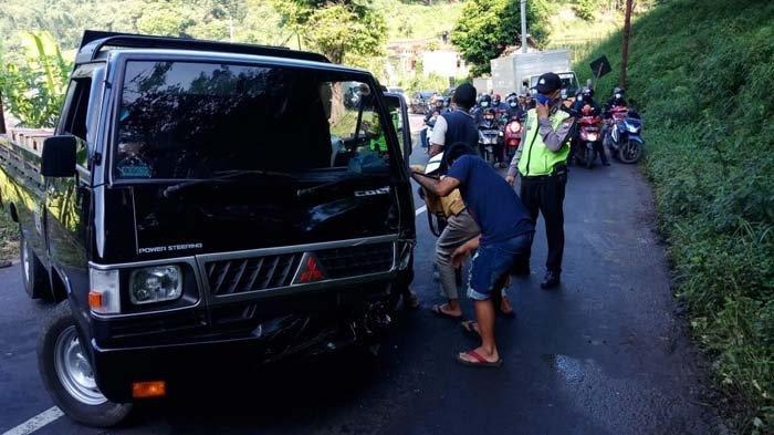 Dalam Sehari, Enam Kendaraan Terlibat Kecelakaan di Wilayah Hukum Polres Batu