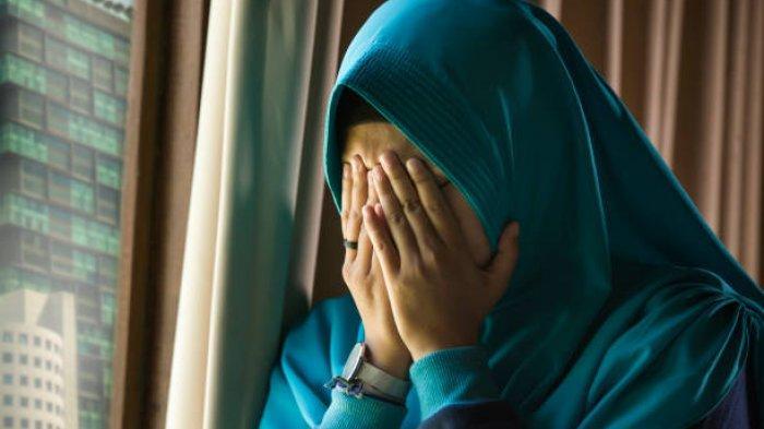 Aib Suami Terungkap karena Lockdown Corona, Ternyata Gelisah Pikirkan Simpanan, Istri: Dicabik-cabik