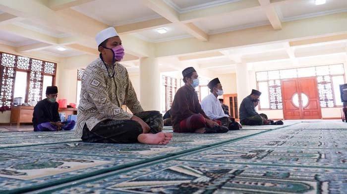 20 Hafidz dari Berbagai Ponpes Ikuti Khotmil Quran Sambut HUT ke-1142 Kota Kediri