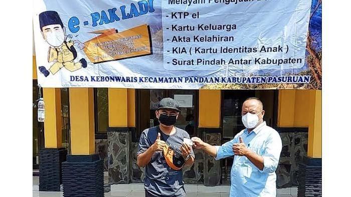 Pangkas Alur Birokrasi, Layanan Kios e-PAKLADI Sudah Diterapkan di 143 Desa di Kabupaten Pasuruan