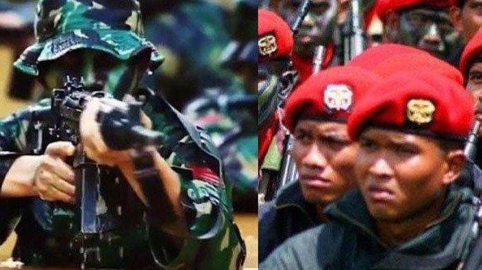 Saksi Kehebatan Sertu Pardal Kopassus: Tentara Brunei yang Pingsan Dilatih, Malaysia Sempat 'Tunduk'