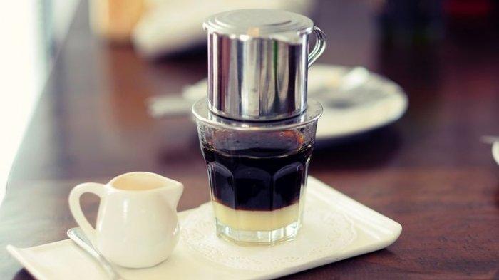 Ilustrasi konsumsi kafein.