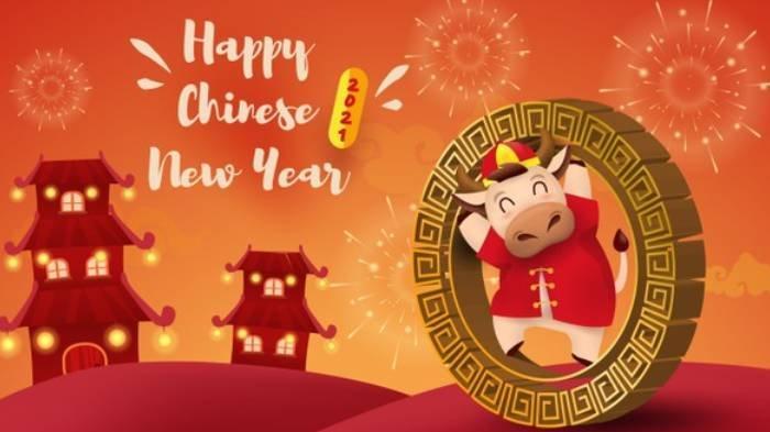 30 Ucapan Selamat Tahun Baru Imlek 2021 dalam Bahasa Inggris dan Mandarin, Dilengkapi dengan Artinya