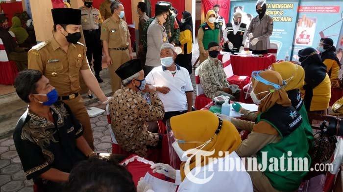 Antisipasi Dini Penyakit Lansia, Trenggalek Luncurkan Program Pemeriksaan Kesehatan Gratis di Desa