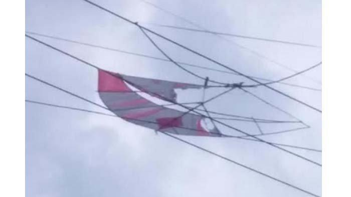 PLN Imbau Masyarakat Tidak Bermain Layangan di Dekat Jaringan Listrik: Berbahaya