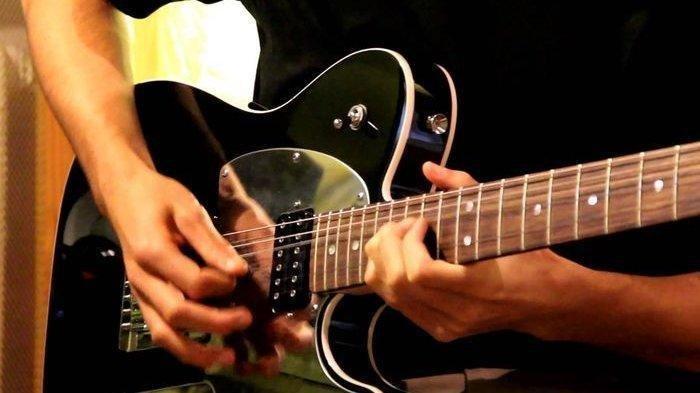 Chord Gitar dan Lirik Lagu 'Cinta Dalam Hati' Ungu, Viral Dinyanyikan Jemimah Indonesian Idol 2021