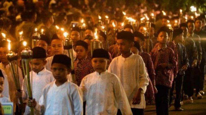 Kumpulan Gema Takbir Idul Fitri 2021 Paling Merdu Versi Ustaz Jefri Al Buchori hingga Nurul Musthofa