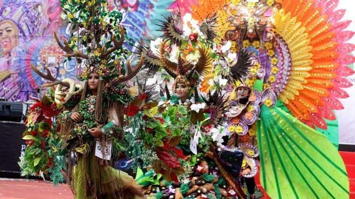 Malang Flower Carnival Jadi Unggulan di Ajang Planet Tourism Campaign Award 2021