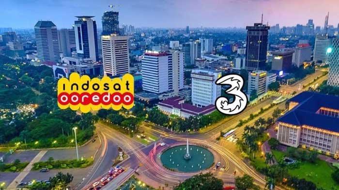 Merger Indosat & Tri Akan Lahirkan Indosat Ooredoo Hutchison, Siap Jadi Operator Terkuat Kedua di RI