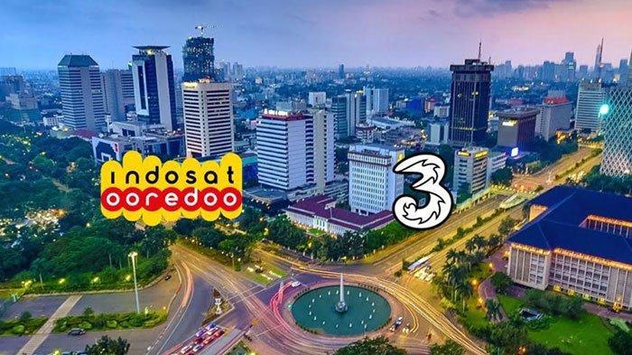 Menuju Merger dengan Indosat, Tri: Spektrum Jaringan Akan Semakin Luas