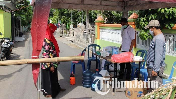 Kasus Aktif Covid-19 Baru di Kabupaten Kediri Tembus 523 Orang, Tertinggi Kedua se-Jawa Timur