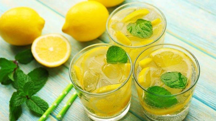 Info Sehat Hari Ini Diet Lemon Cara Menurunkan Berat Badan Secara Alami Tanpa Ribet Tribun Jatim