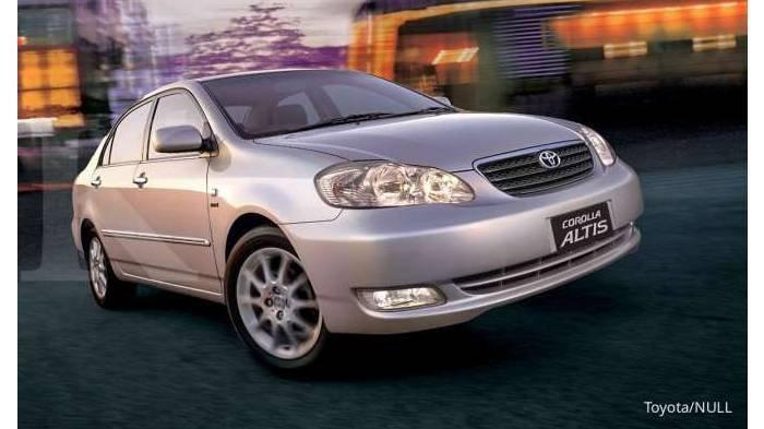Punya Uang Mulai Rp 50 Juta Kini Bisa Beli Mobil Bekas Toyota Corolla Altis, Berikut Spesifikasinya