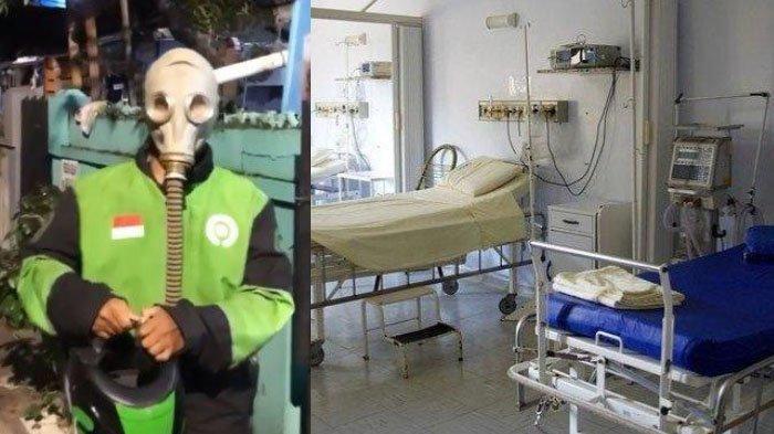 Driver Ojol Suspect Virus Corona Kabur saat Diisolasi, Keluarga Jadi Alasan, Kini Mati-matian Dicari