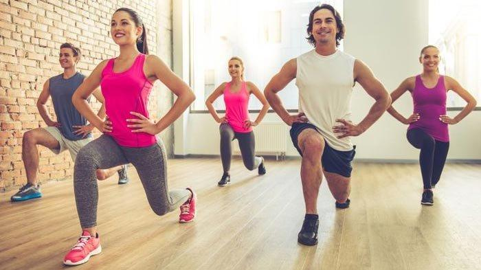 NEWS VIDEO: Coba Olahraga 'Strong Nation', Bikin Postur Tubuh Ideal, Tak Mudah Dehidrasi saat Puasa