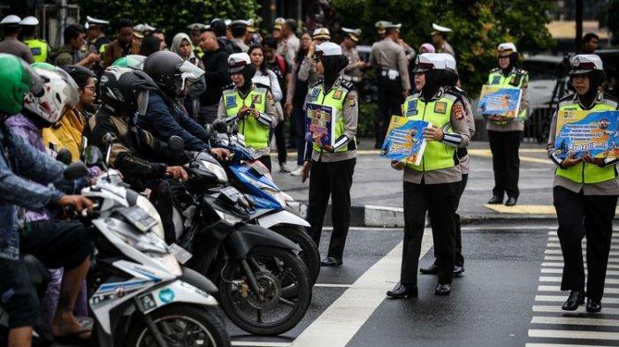 RINCIAN Poin Pelanggaran Lalu Lintas Terbaru 2021, Hati-hati Sanksi Kini SIM Pengendara Bisa Dicabut