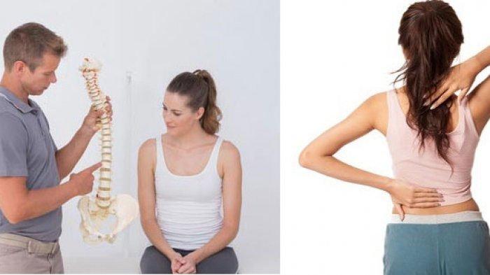 Ilustrasi Osteoporosis