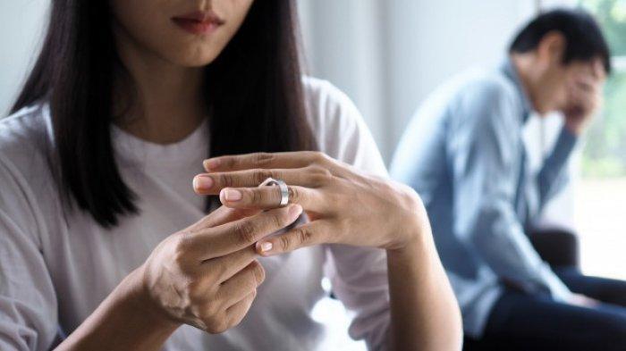 ILUSTRASI mimpi gagal menikah.
