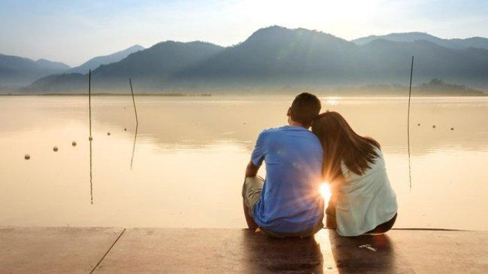 ILUSTRASI Pasangan kekasih - Cerita gadis ditipu pacar, dikira meninggal ternyata bohong.
