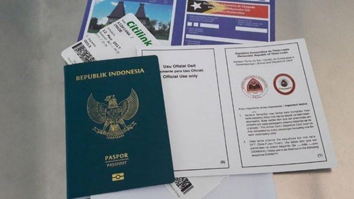 Cara Membuat Visa Luar Negeri, Pengajuan Bisa Lewat Online, Proses Pengambilan Paling Cepat 4 Hari