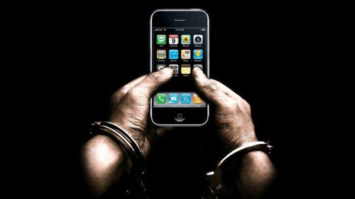 Melarikan Diri hingga Sebulan ke Berbagai Kota, Pelaku Pencurian Handphone di Sampang Keok