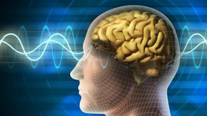 Ilustrasi kesehatan otak.