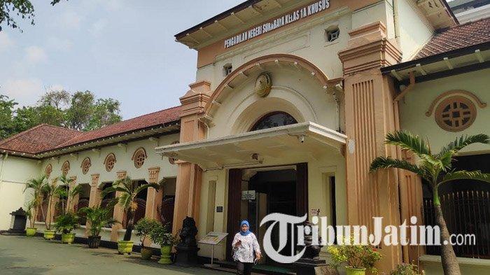 Perkara Tiga Oknum Polisi Pesta Narkoba Bareng di Surabaya Akan Disidangkan Besok