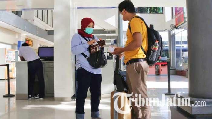 PT KAI Daop 8 Surabaya: Seluruh Penumpang KA Lokal dan Jarak Jauh Wajib Sudah Divaksin Covid-19