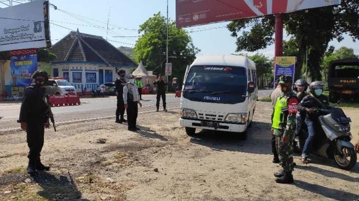 Pasca Pelarangan Mudik Lebaran, Tuban Berlakukan Pengetatan Kendaraan Keluar Jatim Selama 7 Hari