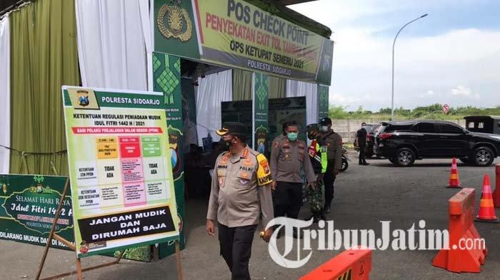 Jawa Timur Satu Frekuensi Larang Mudik Lokal, Perjalanan Khusus Diizinkan: Hanya di Satu Rayon