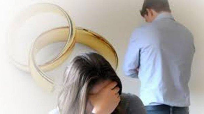 Ilustrasi perceraian karena istri yang selingkuh ternyata dengan kakak ipar sendiri