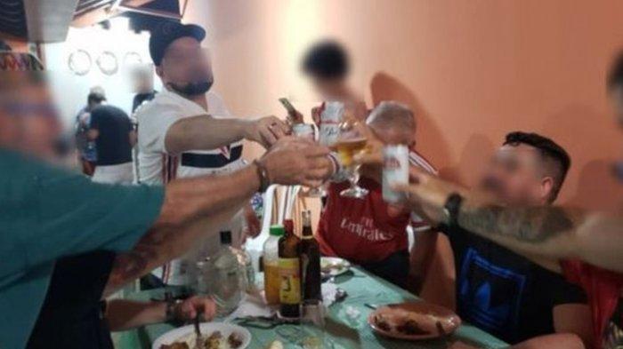 Reuni Terakhir Jadi Maut, Dampak Sepelekan Corona, 3 Orang Tewas, Miris Kronologi Penularan di Pesta