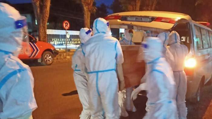 Angka Kematian Meningkat, Bondowoso Butuh Tambahan Anggota Tim Pemakaman Jenazah Pasien Covid-19