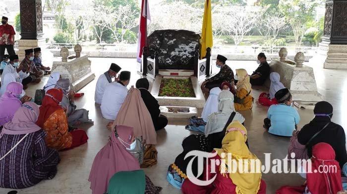Peringatan Bulan Bung Karno dan Grebeg Pancasila di Kota Blitar Digelar Sederhana, Patuhi Prokes