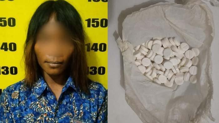Edarkan Pil Dobel L, Pemuda Kediri Ditangkap di Tulungagung, Bermula dari Aduan Masyarakat